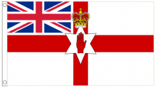 Northern Ireland Loyalist Ensign 5'x3' (150cm x 90cm)